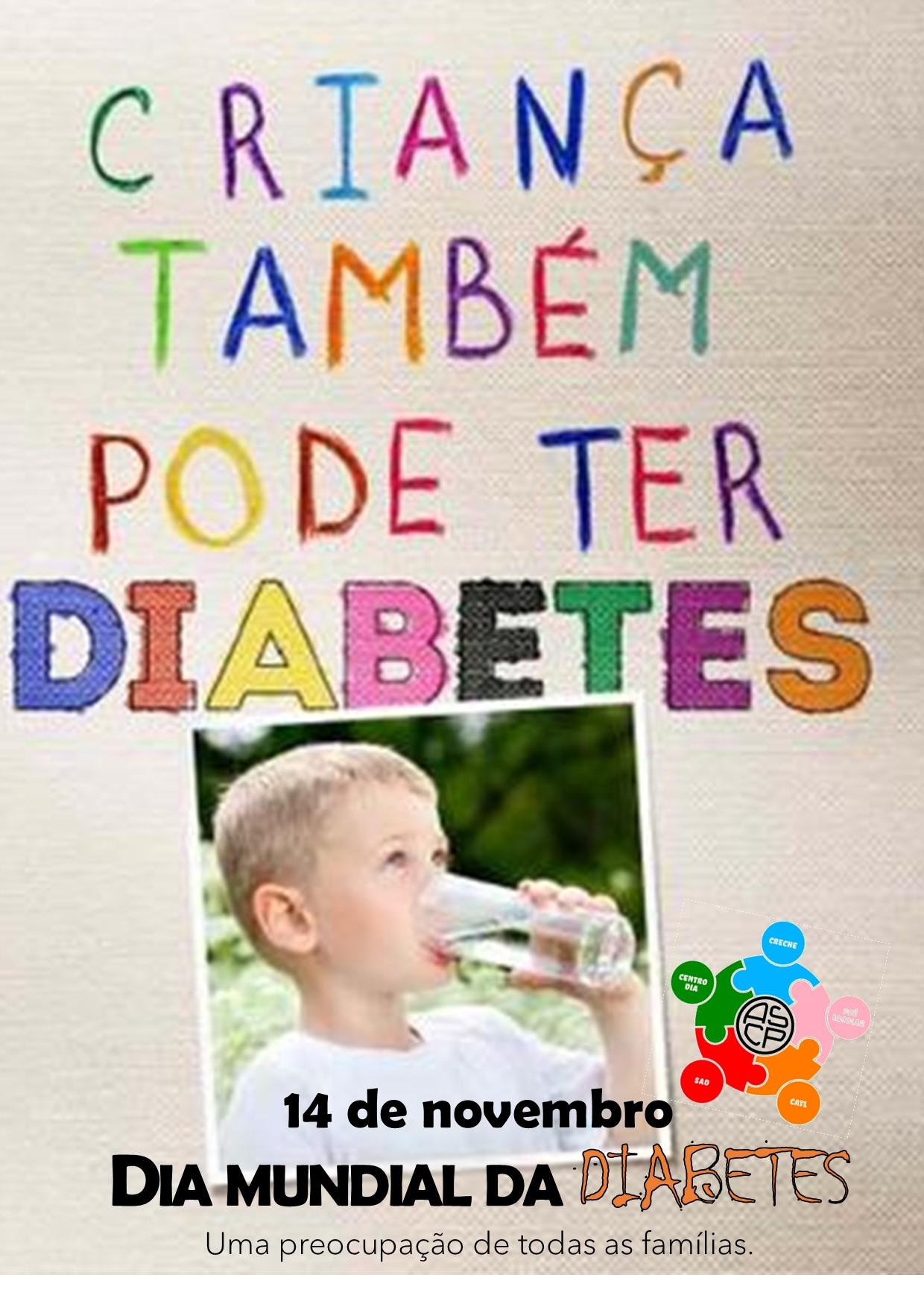 14 de novembro – Dia Mundial da Diabetes na ASCP